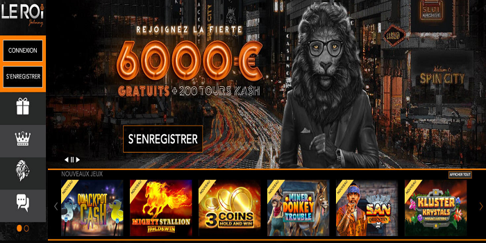 Le Roi Johnny Casino